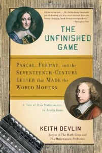 The Unfinished Game - Keith Devlin