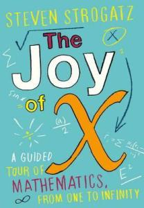 The Joy of X - Steven Strogatz