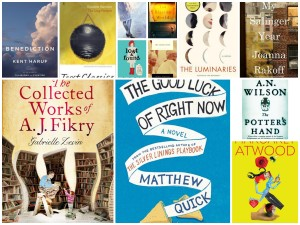Some books read in 2014