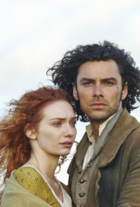 Poldark - the TV series