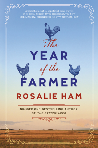 Cover image of the 'Year of the Farmer' by Rosalie Ham