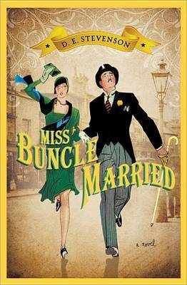 Cover image of 'Miss Buncle Married' by D E Stevenson