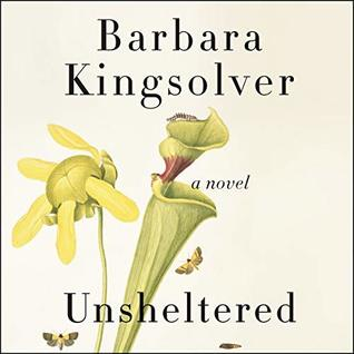 Image of the cover of Unsheltered